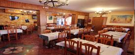 Restaurante El Emigrante en  San Jose en el parque Natural de Cabo de Gata